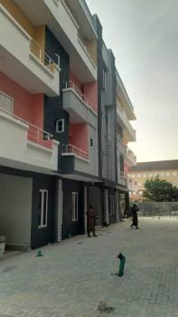 Tastefully 3 Bedrooms Flat with a Bq. Serviced, Oral Estate, By Second Tollgate, Lekki, Lagos, Flat / Apartment for Rent
