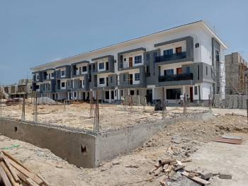 4 Bedroom Luxury Penthouse + Bq in The Heart of Lekki. Get Massive Roi, Ikate, Lekki, Lagos, Terraced Duplex for Sale