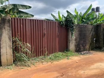 a Fenced Parcel of Land (2-plots), Off Haruk Road, Rumuigbo New Layout, Port Harcourt, Rivers, Land for Sale