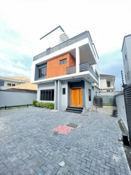 Elite Contemporary 4 Bedroom Fully Detached Duplex, Lekki, Phase 1, Lekki, Lagos, Detached Duplex for Sale