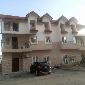 Nicely Built 4 Bedrooms Semi Detached Duplex with a/c and B/q, Cooplag Garden Estate, Orchard Road, Lekki, Lagos, Semi-detached Duplex for Rent