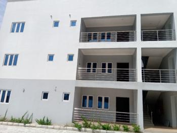 Brand New Luxurious 3 Bedroom Flat with Bq, Tarred Road Gilmor, Jahi, Abuja, Flat / Apartment for Sale
