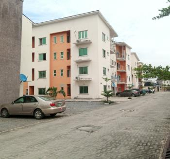 Beautifully 3 Bedrooms Flat Carcass Apartment, Paradise Estate Chevron, Lekki, Lagos, Flat / Apartment for Sale