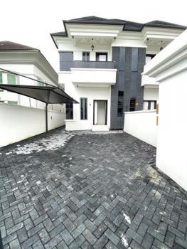 5 Bedroom Semi Detached Duplex with Bq, Osapa, Lekki, Lagos, Semi-detached Duplex for Rent