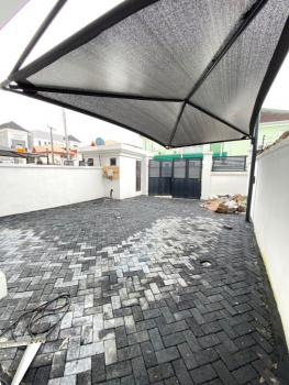 Newly Built 5 Bedrooms Contemporary Designed Semi-detached, Osapa, Lekki, Lagos, Semi-detached Duplex for Rent