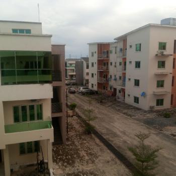Unique 2 Bedrooms Flat Serviced Apartment, Paradise Estate Chevron, Lekki, Lagos, Flat / Apartment for Sale