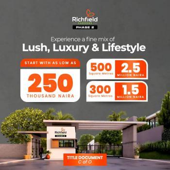 100% Dry C of O Land, Off Lagos-abeokuta Expressway, Abeokuta North, Ogun, Mixed-use Land for Sale
