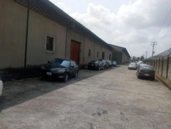 4 Bays Warehouses Measuring 51,000ft on 14,320.918sqm, Ojota, Lagos, Warehouse for Sale