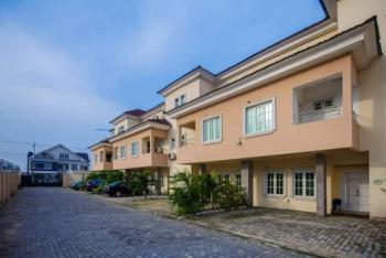 a Vacant 3 Bedroom Terrace Duplex + 1 Room Bq, Royal Palm Drive, Phase 2, Osborne, Ikoyi, Lagos, Terraced Duplex for Sale