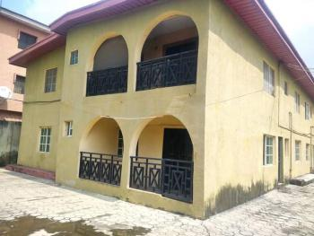 a 4 Units of 3 Bedroom Flat, Davis Crescent, Ebute, Ikorodu, Lagos, Block of Flats for Sale
