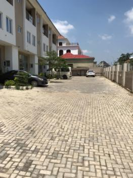 a Tastefully Finished Brand New 4 Bedroom Terrace Duplex with 1 Room Bq, Guzape District, Abuja, Terraced Duplex for Rent
