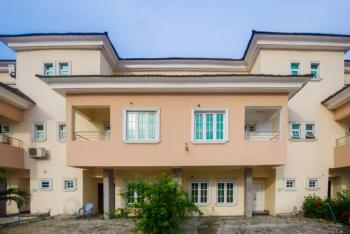 a Lovely 3 Bedroom Terraced Duplex with One Room Bq, Osborne Estate Phase 2, Osborne, Ikoyi, Lagos, Terraced Duplex for Sale