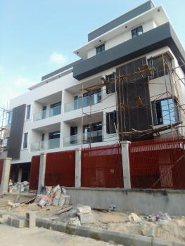 Newly Built 2 Bedroom Apartment with Pool,elevator, Lekki Phase 1, Lekki, Lagos, Block of Flats for Sale