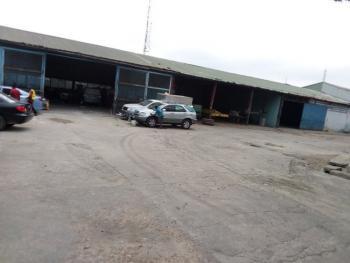 1.33 Acres of Industrial Land Measuring 5,400sqm, Creek Road, Apapa, Lagos, Warehouse for Sale