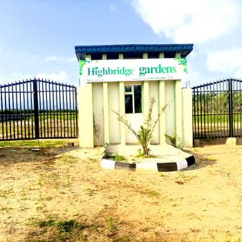 Ready to Build Land, Highbridge Gardens, Eleko, Ibeju Lekki, Lagos, Mixed-use Land for Sale