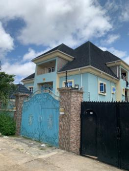 an Exquisite Block of 5 Flats, John Onyejegbu Street, Greenfield Estate, Okota, Isolo, Lagos, Block of Flats for Sale