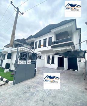 4 Bedroom Semi Detached Duplex with Bq, Conservation Road, Lekki, Lagos, Semi-detached Duplex for Rent