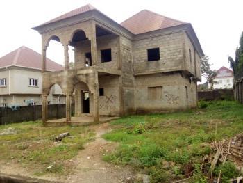 a Standard 4 Bedroom Duplex Cacas Building with B.q Space, Kafe Garden Estate, Life Camp, Abuja, Detached Duplex for Sale