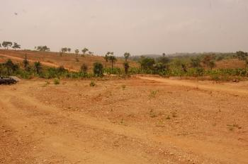 40 Hectares Of Land For Cooperatives Society Estates At Discounted Price Close To Berekette Family Housing Estate Guruku Linked By Mararaba Mpape Six Lane Road Under Construction, Maitama District, Abuja, Land for Sale