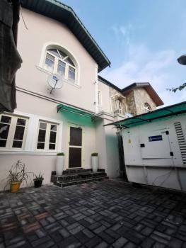 Self-serviced 4 Bedroom Semi-detached Duplex with 2 Rooms Bq, Lekki Phase 1, Lekki, Lagos, Semi-detached Duplex for Rent