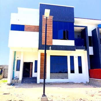 Exquisite 3 Bedroom Terrace Duplex with Bq, Abijo Gra, Abijo, Lekki, Lagos, Terraced Duplex for Sale