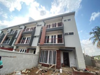 Luxurious 4 Bedroom Terrace Duplex with Bq in a Beautiful Estate, Adeniyi Jones, Ikeja, Lagos, Terraced Duplex for Sale