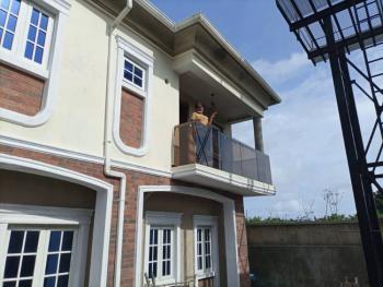 4 Bedroom Duplex Along Mobil Road on Interlocked Road., Ajah, Lagos, Semi-detached Duplex for Rent