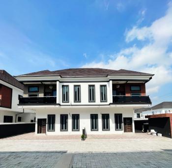 Spacious 4 Bedroom Semi Detached Duplex with Bq, Orchid, Lekki Expressway, Lekki, Lagos, Semi-detached Duplex for Sale