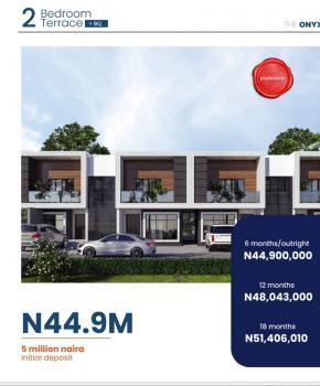 Luxury 2 Bedroom Terrace, Ogombo Road By Abraham Adesanya Round About Lekki, Lekki Phase 2, Lekki, Lagos, Terraced Duplex for Sale