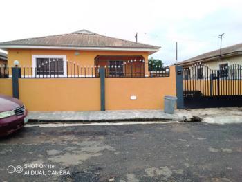 Tastefully Finished 4 Bedroom Detached Bungalow, Diamond Estate Phase 3 Along Lasu Igando Exp, Iseri, Egbeda, Alimosho, Lagos, Detached Bungalow for Sale
