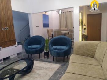 Full Furnished Lovely 4 Bedroom Detached Duplex with a Room Bq on Airbnb, Lekki Phase 1, Lekki, Lagos, Detached Duplex Short Let