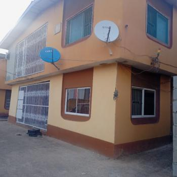 Four Flats of 3 Bedroom with Cfo, Egbeda, Alimosho, Lagos, Block of Flats for Sale