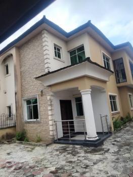 Paradise All Rooms En-suite 4 Bedroom with Mini Flat Boys Quarter, Diamond Estate, Sangotedo, Ajah, Lagos, Semi-detached Duplex for Sale