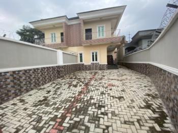 Newly Built 5 Bedroom Semi Detached Duplex with Bq, Adeniyi Jones, Ikeja, Lagos, Semi-detached Duplex for Sale
