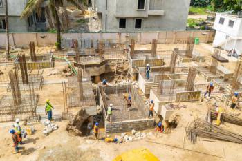 Premium 4 Bedroom Apartment + 2 Bq in Serene Environment, Skyvilla Estate, Ikoyi, Lagos, Semi-detached Duplex for Sale