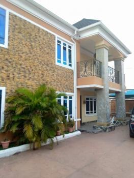 Solid 5 Bedroom Specious Fully Detached Duplex Self Compound, Ogba, Ikeja, Lagos, Detached Duplex for Sale