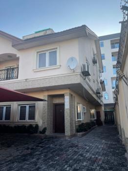 5 Bedroom Detached Duplex with 2rooms Bq, Parkview Estate, Parkview, Ikoyi, Lagos, Detached Duplex for Rent