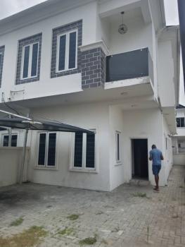 Beautiful 4 Bedrooms Semi Detached Duplex, Chevron Alternative, Lekki, Lagos, House for Rent