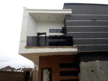 Tastefully Built 4 Bedroom Semi Detached Duplex in a Mini Estate, Royal Pine Estate Orchid Road By Chevron Alternative Drive, Lekki Phase 2, Lekki, Lagos, Semi-detached Duplex for Sale