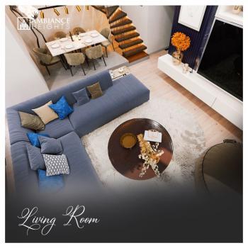 Luxury 3 Bedroom Maisonete +bq, Freedom Way, Lekki Phase 1, Lekki, Lagos, Semi-detached Duplex for Sale