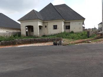 Well Located 4 Bedroom Bungalow, Behind Sunnyvale Estate, Galadimawa, Abuja, Detached Bungalow for Sale