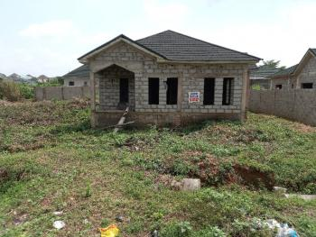 Well Located 3 Bedroom Detached Bungalow (carcass), Sun City Estate, Lokogoma District, Abuja, Detached Bungalow for Sale