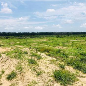 Highly Profitable Waterfront Property with C of O Title, Lagoonfront Land Off Lekki-epe Expressway, Ajacent Alaro City, Epe, Lagos, Mixed-use Land for Sale