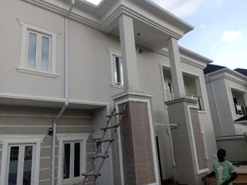 Brand New 4 Bedroom Semi-detached Duplex with Bq and 1 Bedroom Guest, Diplomatic Zone, Katampe Extension, Katampe, Abuja, Semi-detached Duplex for Rent