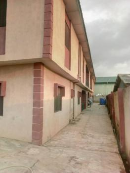 Building Consist of Four Numbers of Three Bedroom C of O, Church Bus Stop, Ipaja, Lagos, Block of Flats for Sale