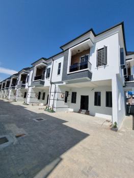Luxury 4 Bedroom Terrace Duplex, Chevron Toll By Ikota, Lafiaji, Lekki, Lagos, Terraced Duplex for Sale