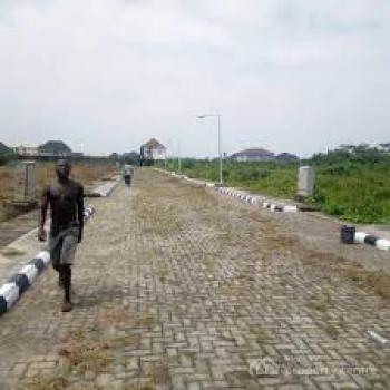 Serviced Plot of Land, Ajayi Apata Estate Beside Crown Estate, Sangotedo, Ajah, Lagos, Residential Land for Sale