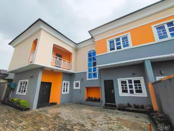 Brand New Luxury Semi Detached 4 Bedroom Duplex in a Secure Estate, Rumuibekwe, Port Harcourt, Rivers, Semi-detached Duplex for Sale