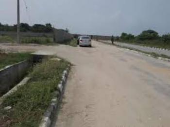 462sqm Serviced Plot of Land, Ajayi Apata Estate Beside Crown Estate, Sangotedo, Ajah, Lagos, Residential Land for Sale