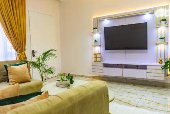 Luxurious 4 Bedrooms Semi Detached Duplex (self Compound), Off Platinum Road, Jakande, Lekki, Lagos, Semi-detached Duplex Short Let